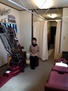 大阪市福島区 女性 ストレートネックが改善の口コミ