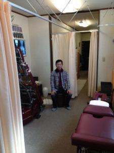 大阪市福島区 男性 ストレートネックの治療で腰の痛みが改善の口コミ