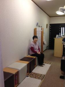 大阪市福島区 男性 カイロプラクティック整体で、交通事故の脊髄損傷の後遺症が楽になってきました。