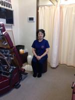 大阪市福島区 女性 カイロプラクティック整体で坐骨神経痛が治りました。