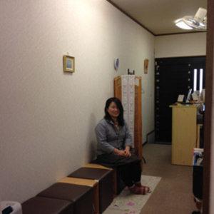 大阪市福島区 女性 初回の治療で腰痛が改善されました。