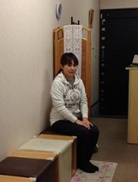 大阪市福島区 女性の口コミ 四十肩が良くなりました