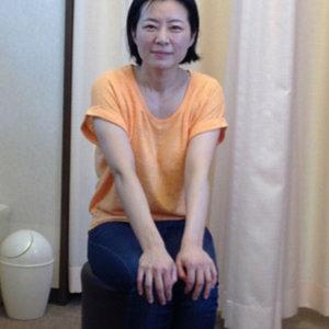 大阪市福島区 女性 カイロプラクティックで腰痛が楽になりました。