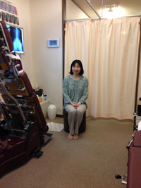 大阪市福島区 女性 カイロプラクティック整体で頚椎症が治りました。