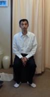 大阪市福島区 男性 治療三回で頭痛が改善されました。
