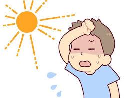 大阪市 福島区 カイロプラクティック整体ヘンミ 熱中症 頭痛